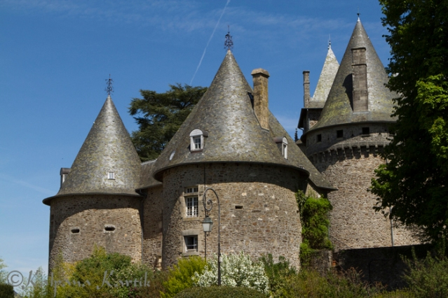 Pompadour castle