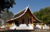 Temples along Mekong ... Wat Xiengleck