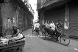 Daily life in Old Delhi