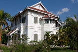 One of the colonial style villas Luang Say Residence