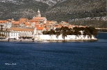 The island of Korkula Croatia