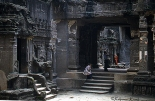 The amazing rock-cut temples caves of Ellora