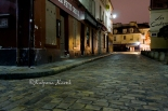 Romantic alleys of Montmartre