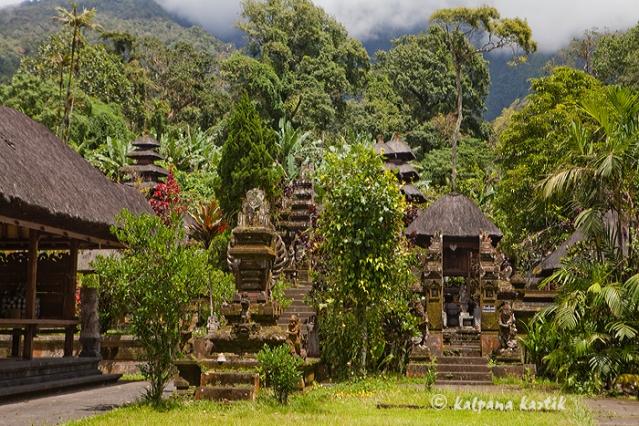Pura Luhur Batukau Tabanan Bali