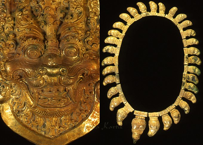 Gold of Ancient Java …