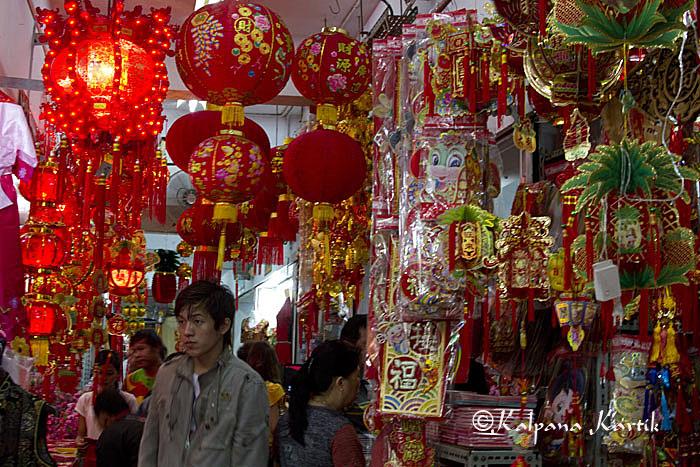 In Chinatown, Jakarta