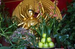 Guangyin Boddhisattva of compassion
