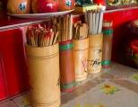 Kau Cim Chinese fortune sticks