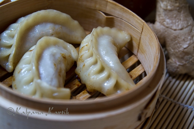 Steamed or pan fried dumplings