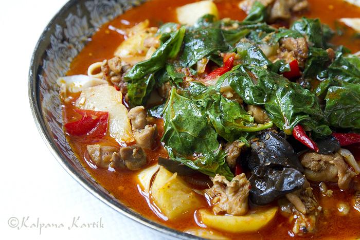 A Taste Of UyghurCuisine