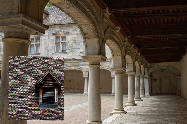 16th century Renaissance style Granvelle Palace