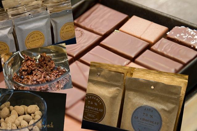 Alain Ducasse Chocolates