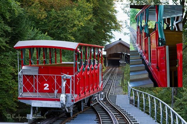 Giessbachbahn funicular