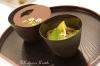 Coco agar agar Japanese style