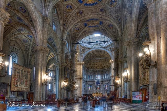 The Cathedral  Santa Maria Assunta, Duomo di Como, Italy