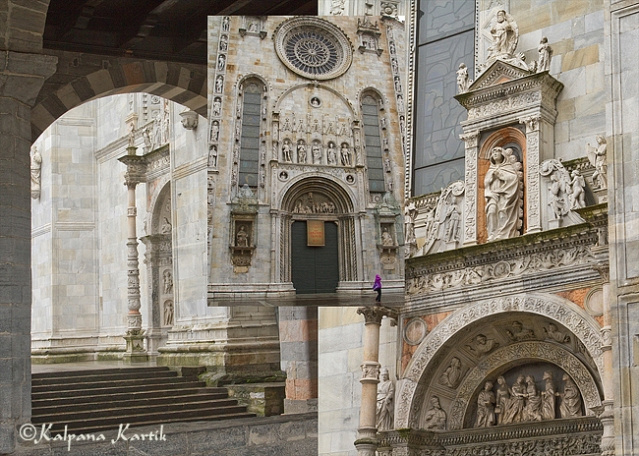 The Duomo Cathedral of Como