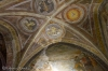 Frescoes decorating the church of santa Maria del Sasso in Morcote