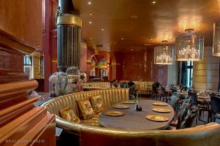 Josefin restaurant at the Banke hotel in Paris