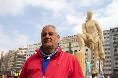 Manolo Garcia Falla artist