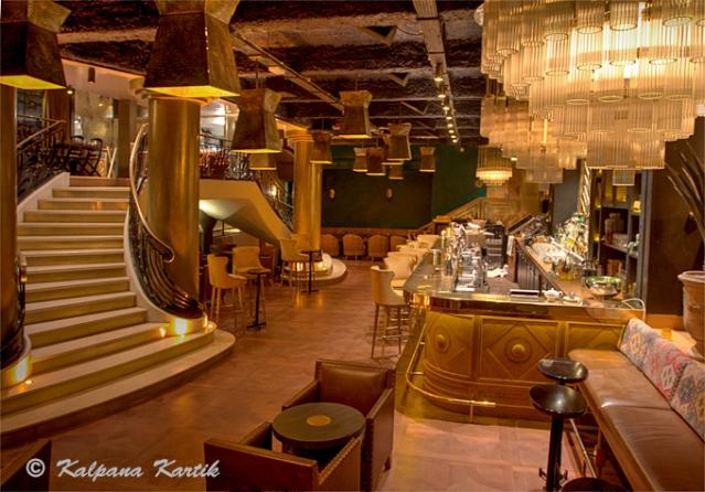Manko by Gaston Acurio Peruvian Fusion restaurant in Paris