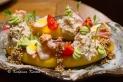 Causa Limena salad