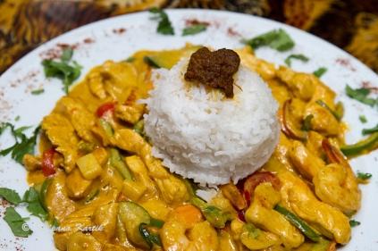Siva's curry