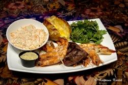 Steak & shrimps