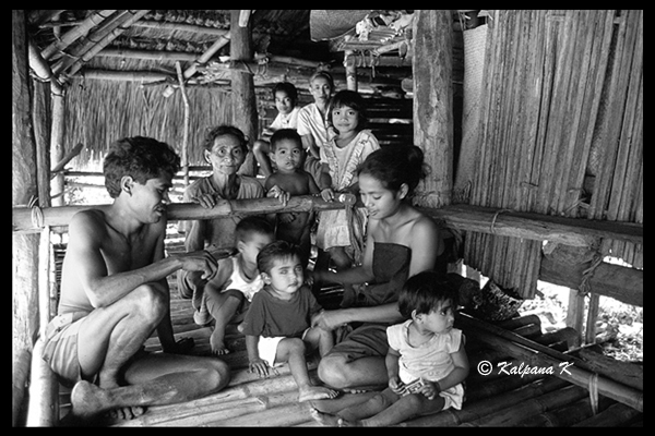 The children of Sumba