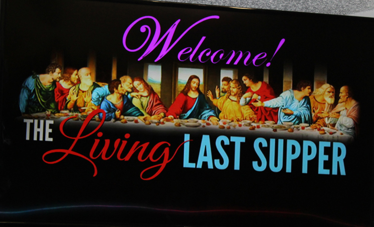 The Living LastSupper