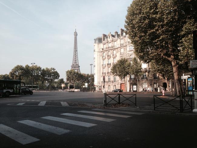 Haunted Paris